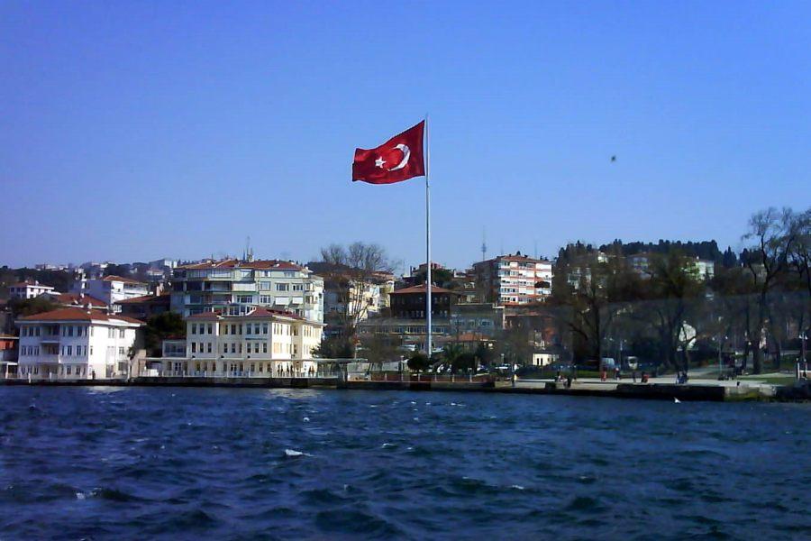 Turkish_flag-_Bosphorus